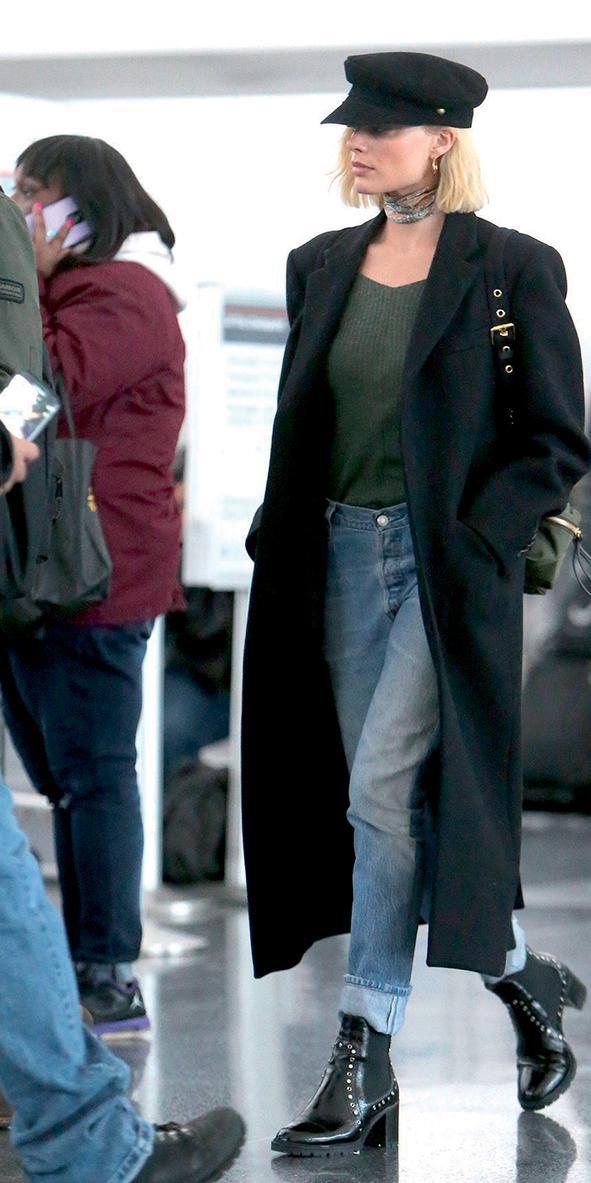 phong cách thời trang của Margot Robbie 3