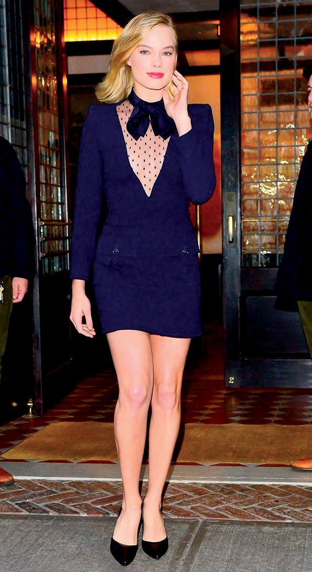 phong cách thời trang của Margot Robbie 4