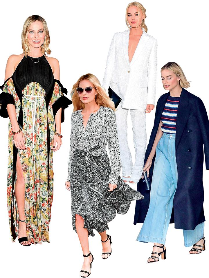 phong cách thời trang của Margot Robbie 5