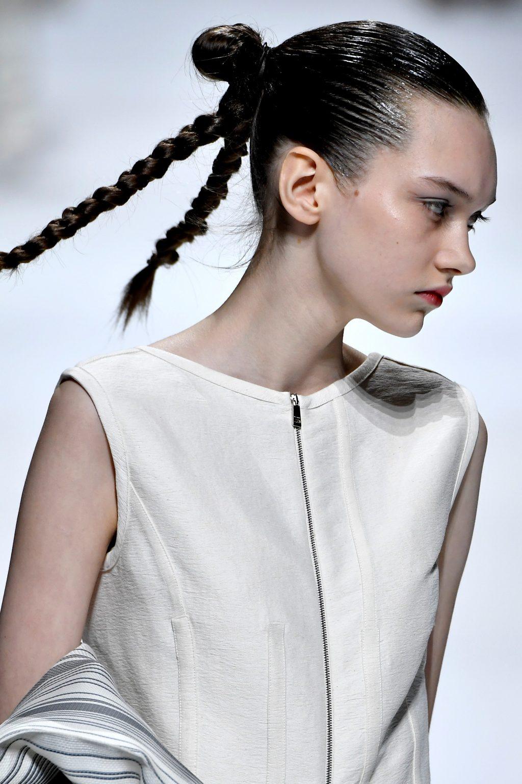 tạo kiểu tóc sander