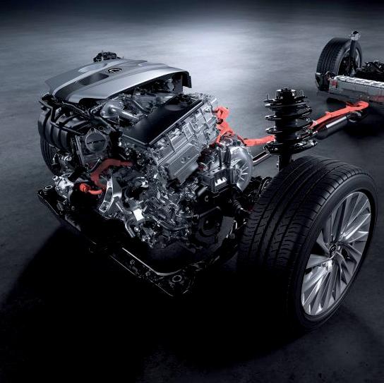 Lexus ES 2019 3