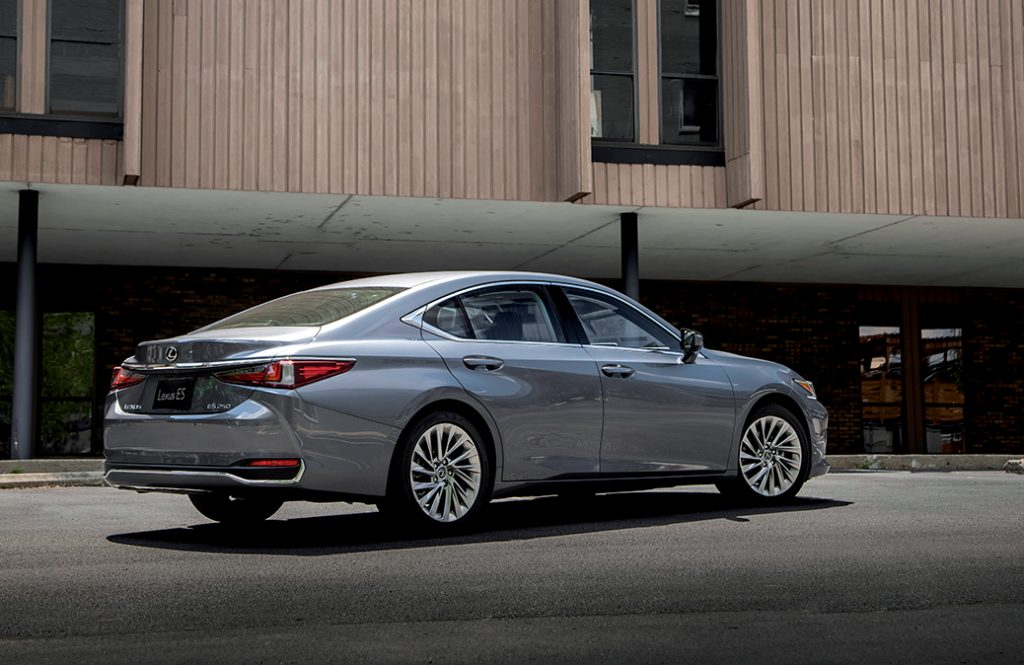 Lexus ES 2019 7