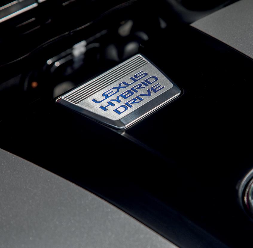 Lexus ES 2019 5