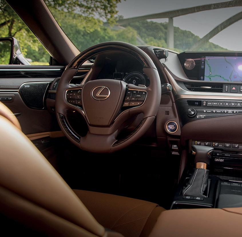Lexus ES 2019 6