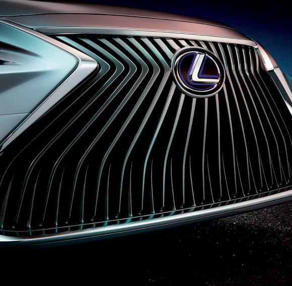 Lexus ES 2019 2