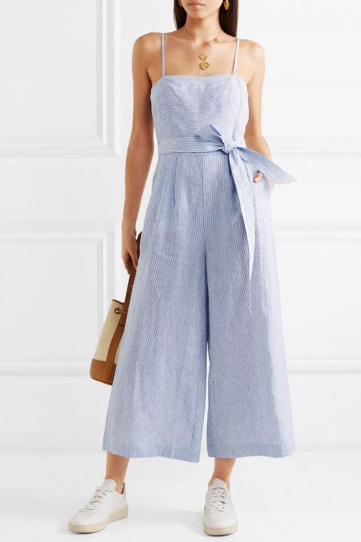 trang phục vải lanh 10