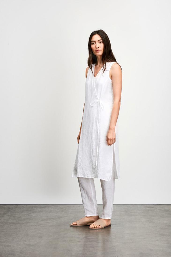 trang phục vải lanh 5