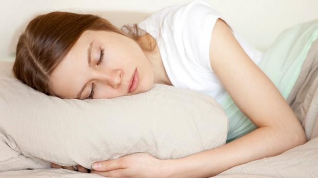 Nếp nhăn trên mặt khu ngủ