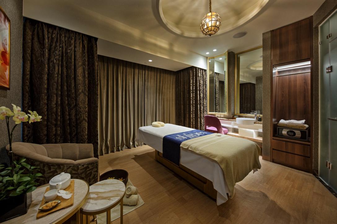 Shine Spa For Sheraton với lối kiến trúc đặc sắc, các gói trị liệu đa dạng mang đến cho những vị khách các trải nghiệm đáng nhớ.