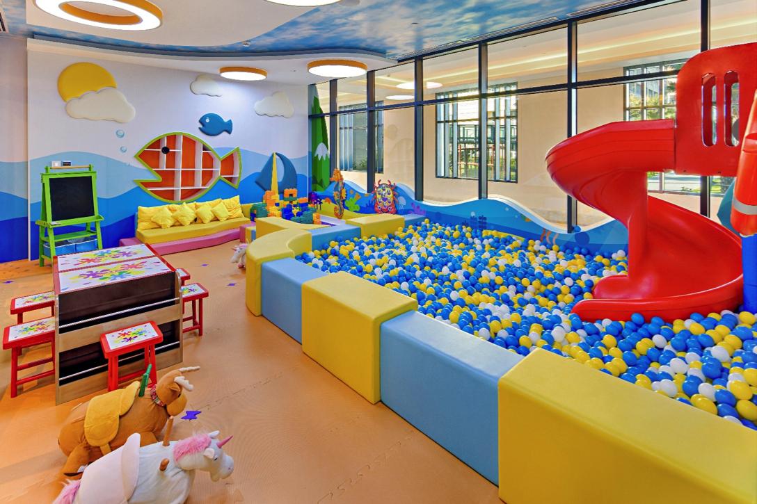 Kids Club – Nơi bé thỏa thích vui chơi