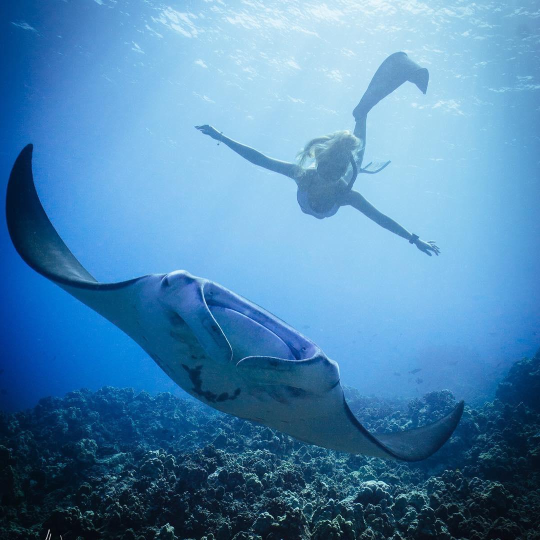 Những địa điểm lặn biển tuyệt vời nhất hành tinh | ELLE