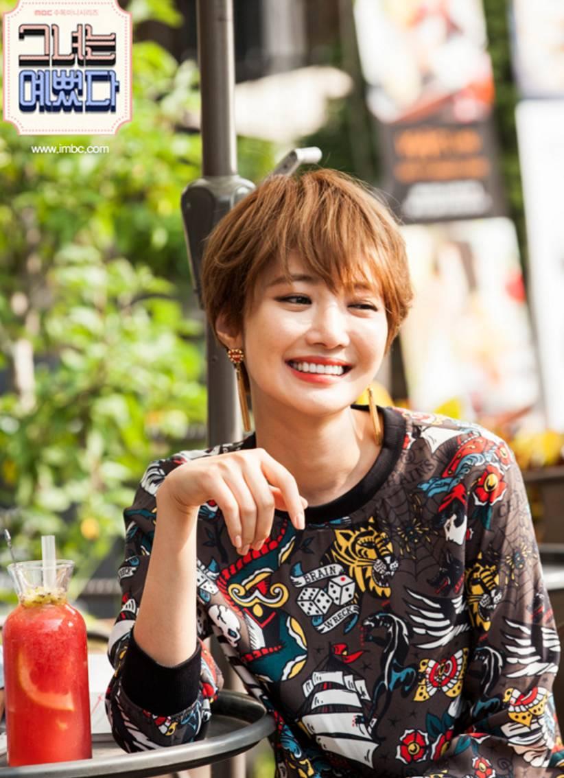 thời trang trong phim Hàn 1