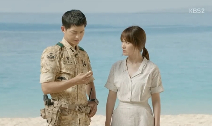 thời trang trong phim Hàn 15
