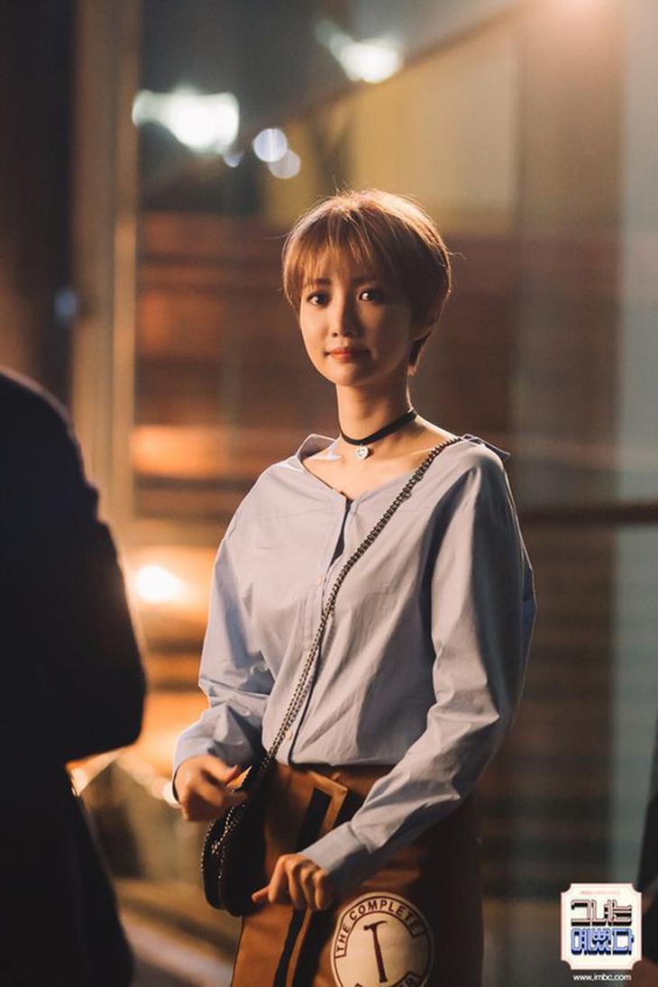 thời trang trong phim Hàn 2