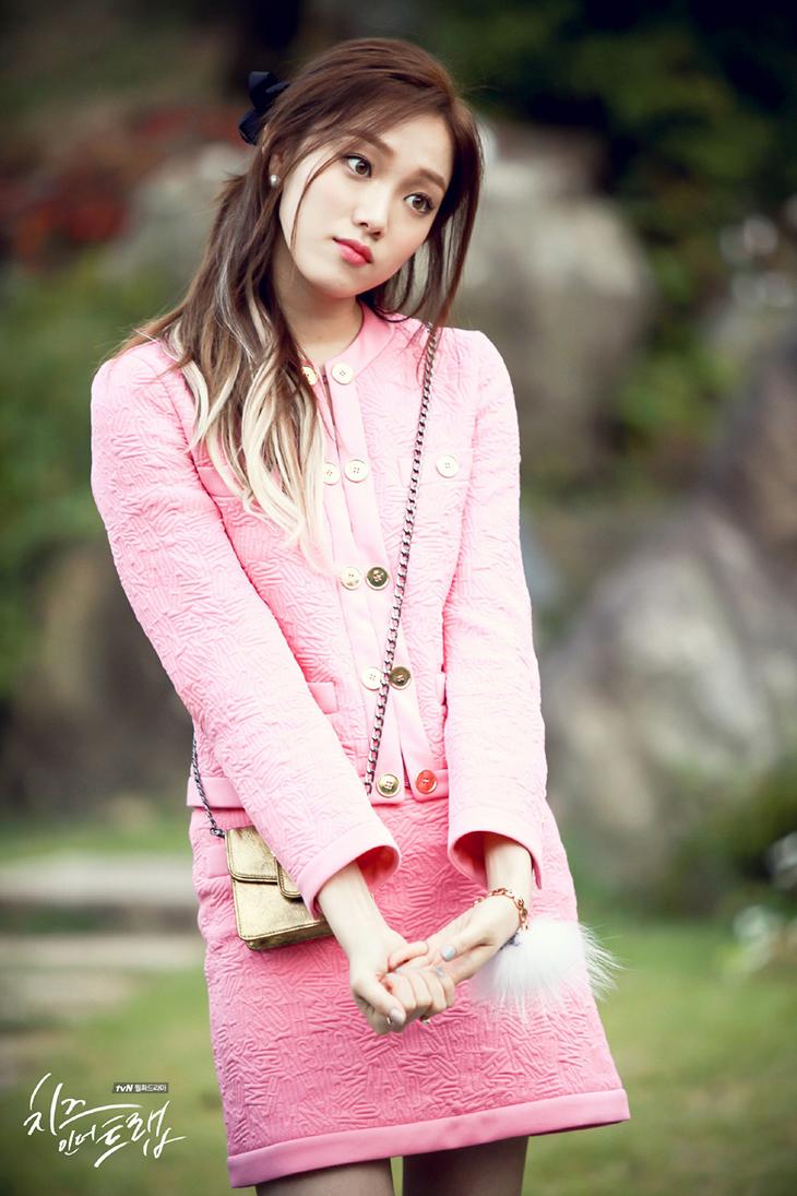 thời trang trong phim Hàn 9