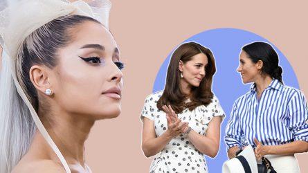 [Điểm tin sao quốc tế] Kate Middleton rạng rỡ trong lễ rửa tội của Hoàng tử Louis, Ariana Grande trở lại với ca khúc về nữ quyền