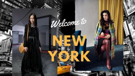 Longchamp và Escada bắt đầu trang sử mới tại Tuần lễ Thời trang New York 2018