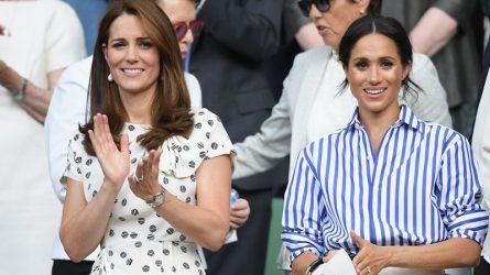Công nương Kate và Meghan mỗi người một vẻ khi xem quần vợt Wimbledon