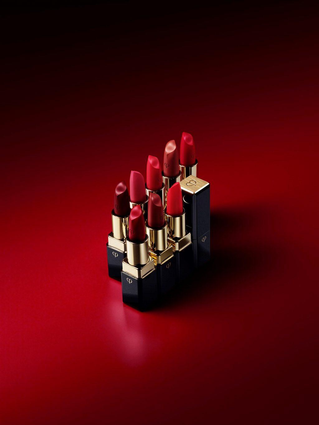 son môi clé de peau lipstick cashmere thu đông 2018 - 01