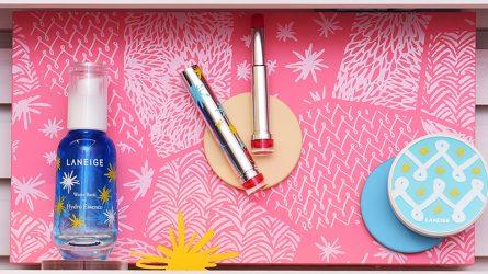 Thương hiệu Laneige ra mắt bộ sưu tập mỹ phẩm giới hạn Sparkle My Way