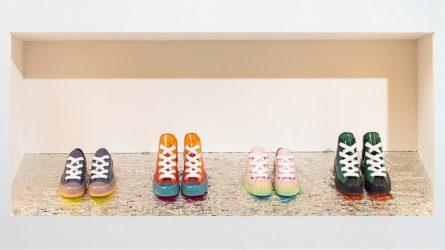 BST giày Converse Chuck x J.W. Anderson mang cảm hứng