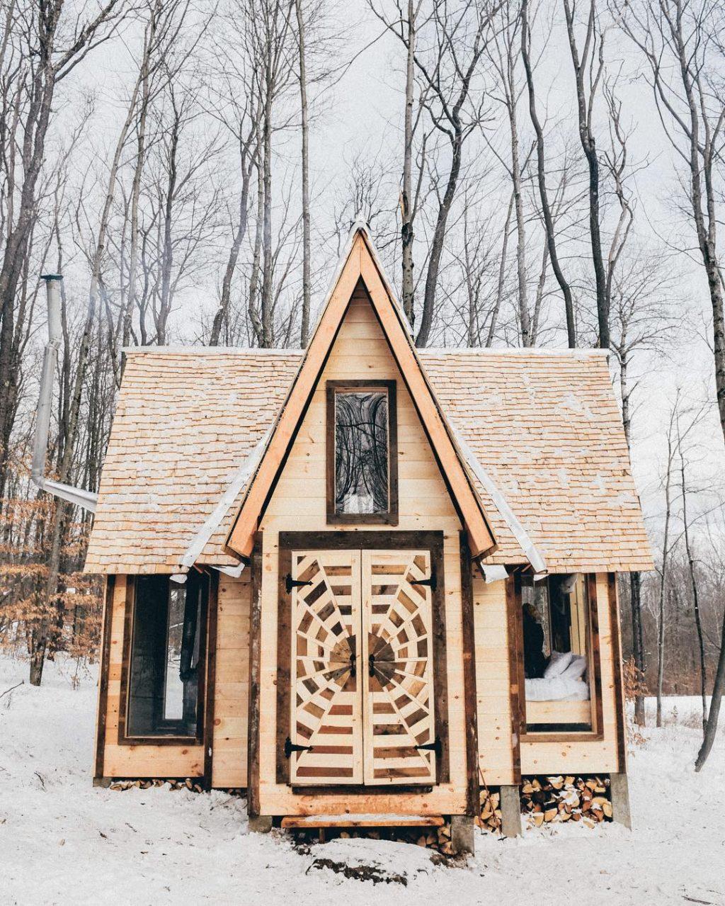 Nhà cabin 1