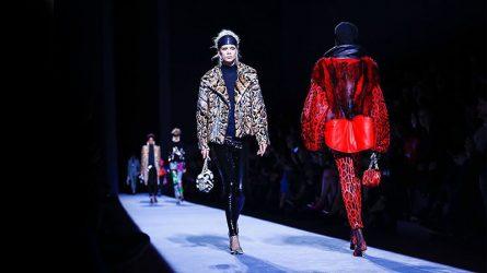 Mùa thời trang Thu – Đông 2018 đón chào sự trở lại của họa tiết da động vật