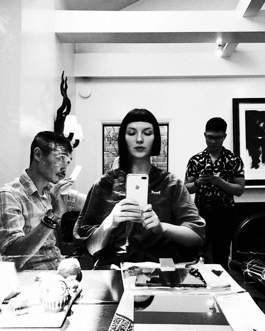 instagram nhà tạo mẫu tóc - 11