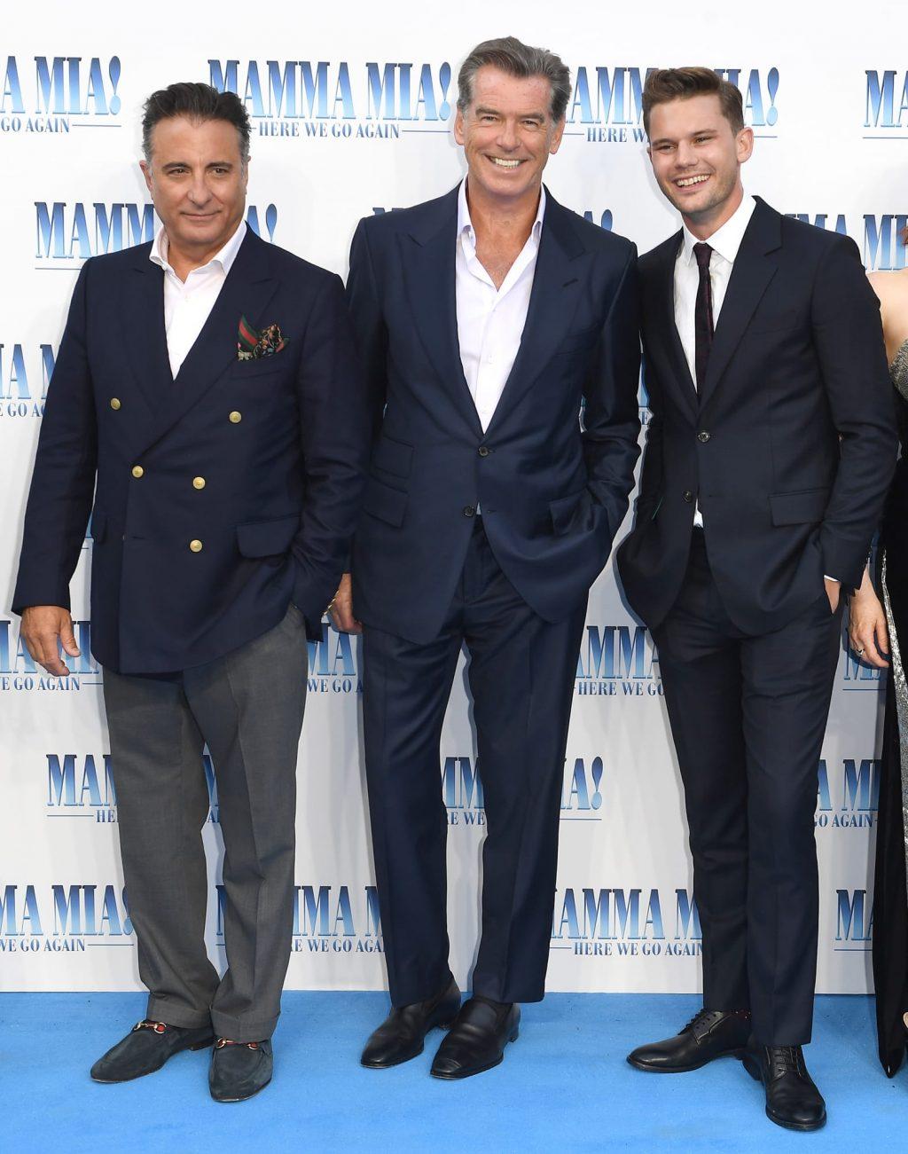 tham do cong chieu phim Mamma Mia 9