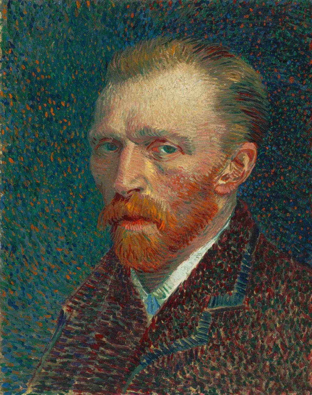 elle việt nam danh họa Van Gogh 1