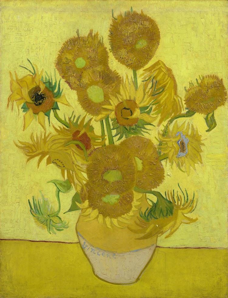 elle việt nam danh họa Van Gogh 23