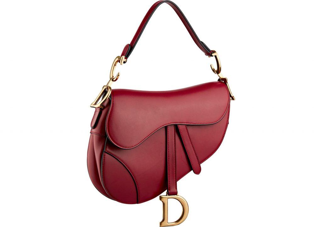 túi yên ngựa Saddle Dior 4