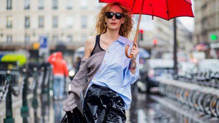 Mách bạn những mẹo phối đồ ngày mưa thật phong cách