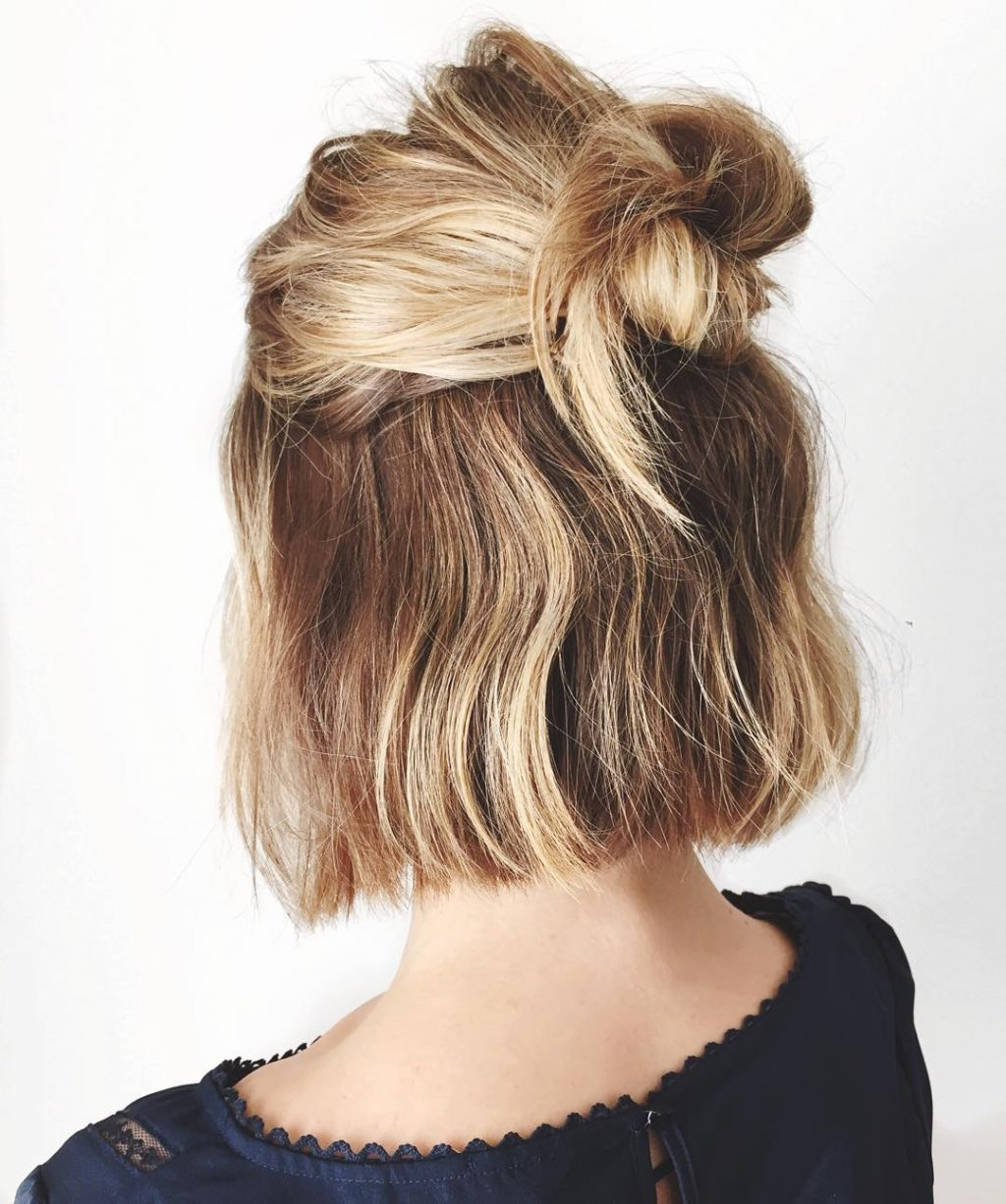 tóc ngắn đẹp 10