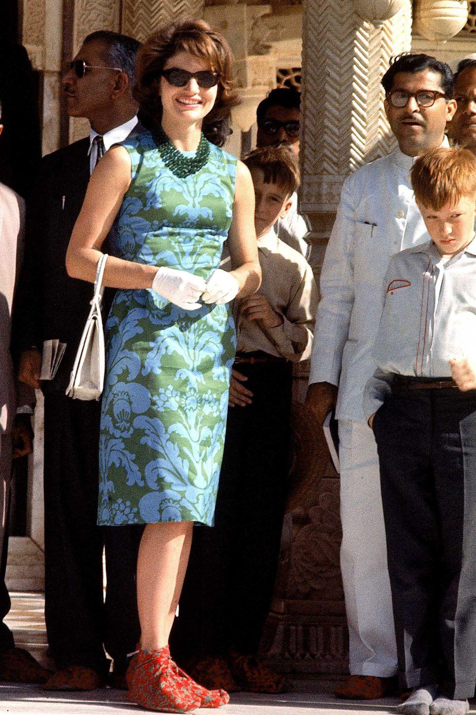 biểu tượng thời trang Jackie Kennedy 9