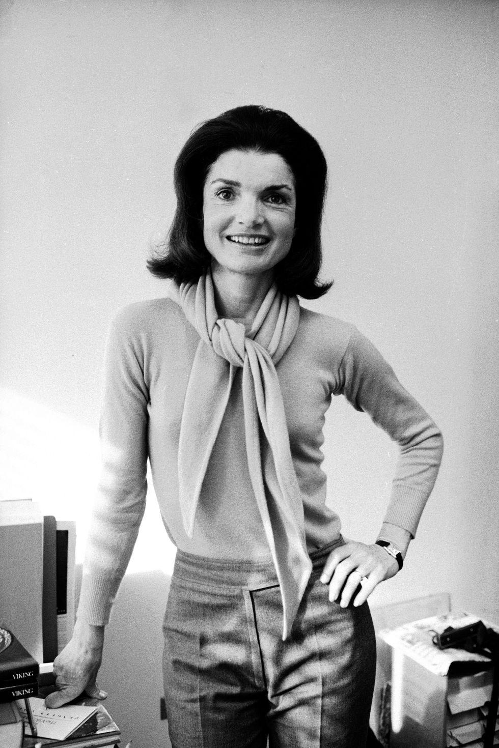 biểu tượng thời trang Jackie Kennedy 12