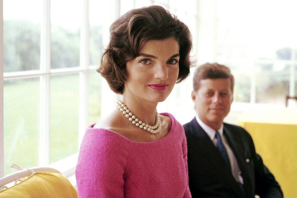 biểu tượng thời trang Jackie Kennedy