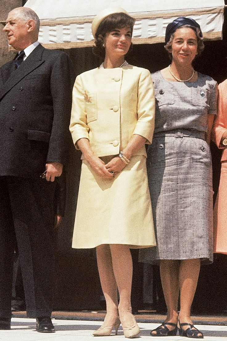 biểu tượng thời trang Jackie Kennedy 5