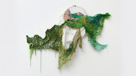 Những nghệ sĩ thách thức giới hạn của nghệ thuật tranh thêu