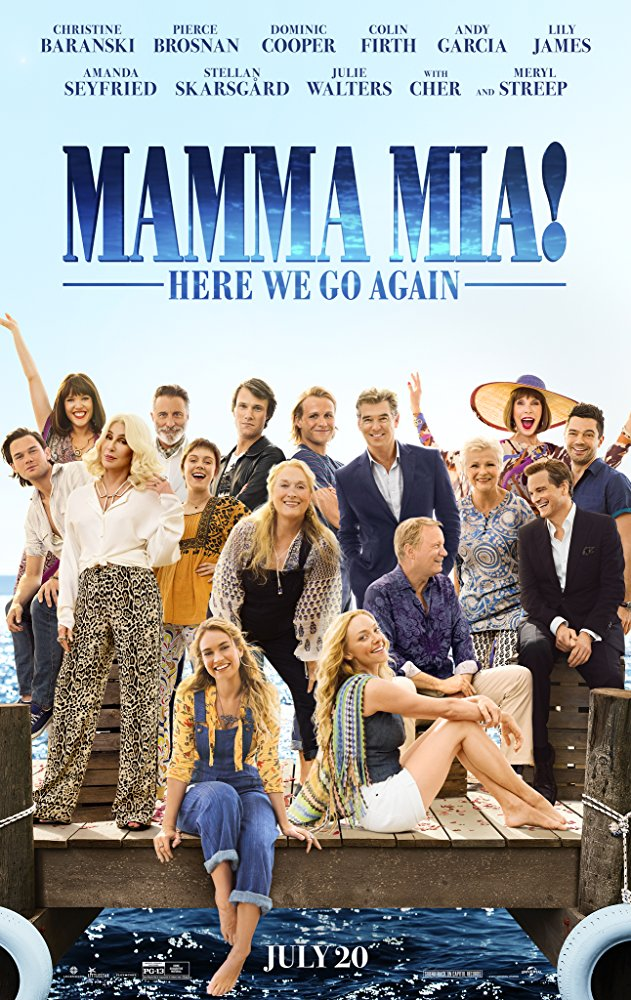 Mamma Mia! Here We Go Again 1