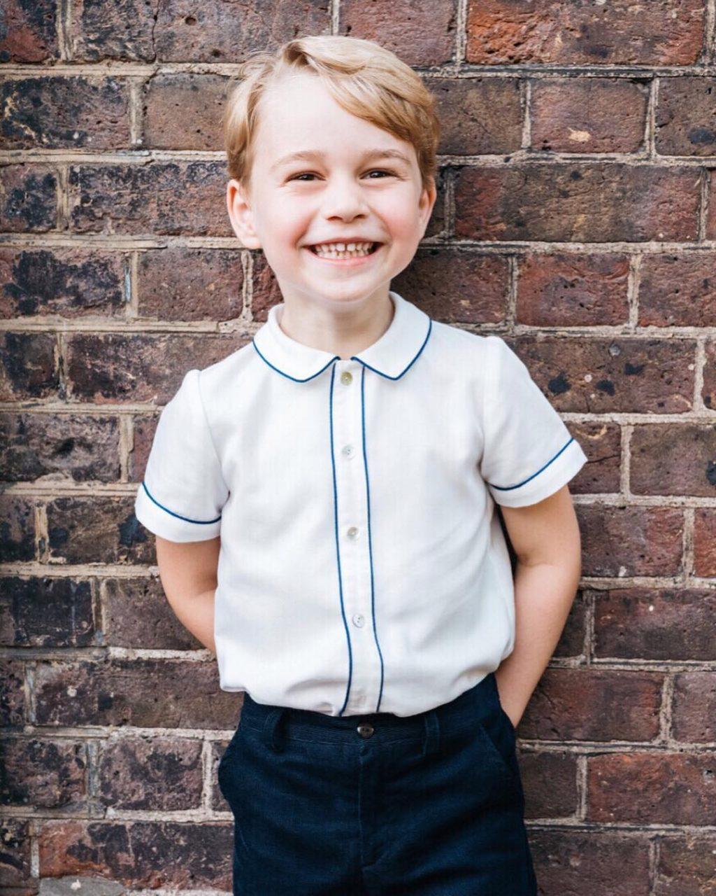 thời trang hoàng tử George 5