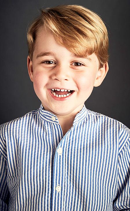 thời trang hoàng tử George 4
