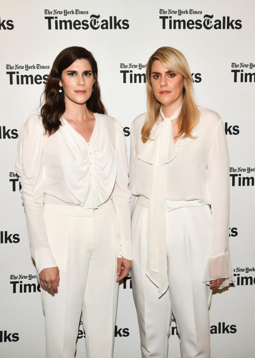nhà mốt rodarte quay lại tuần lễ thời trang NY1
