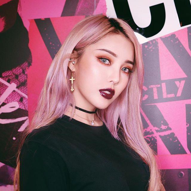Trang điểm Hàn Quốc mắt