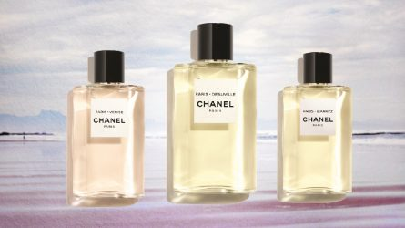 Les Eaux De Chanel – Hành trình mùi hương
