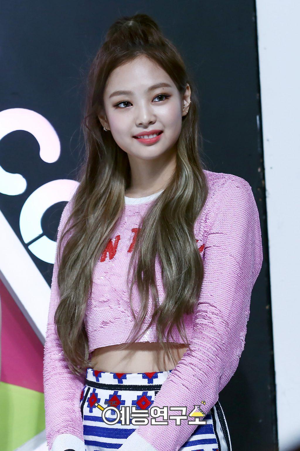 Jennie Black Pink 14