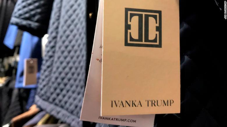 thương hiệu thời trang Ivanka Trump 4