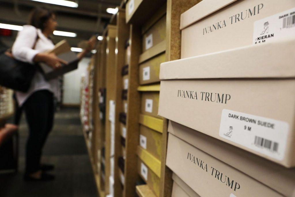 thương hiệu thời trang Ivanka Trump 5