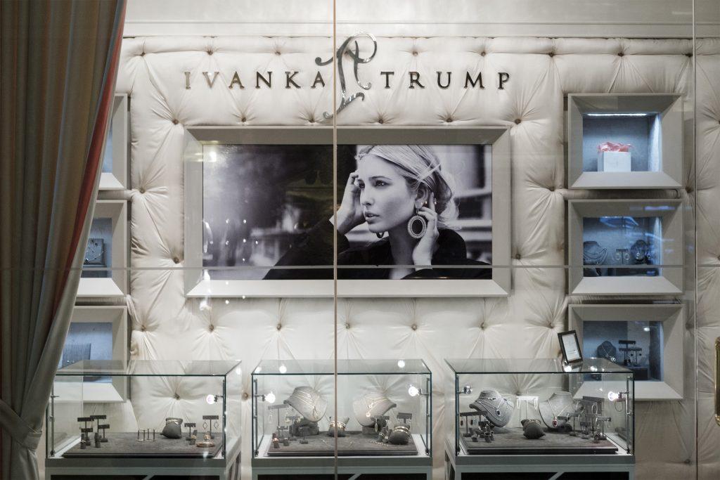 thương hiệu thời trang Ivanka Trump 3