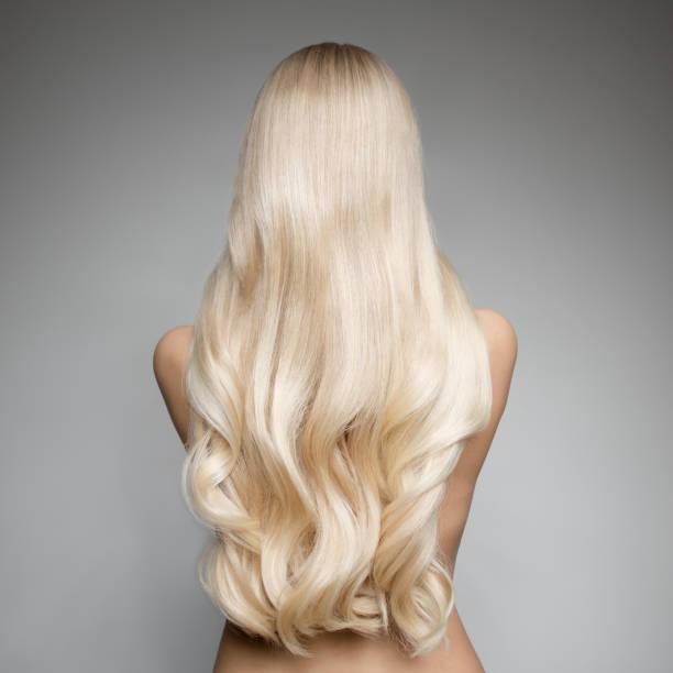 mái tóc vàng